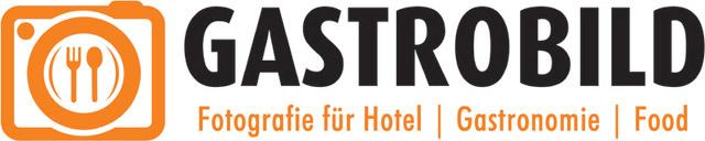 Logo von Gastrobild. Fotografie für Hotel und Gastronomie