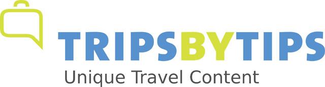 Logo der TripsByTips GmbH, Lieferant von unique travel content und einer der Referenzen von Liane Hein